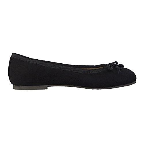 Mujer Negro de 22142 Ballet Zapatillas Tamaris CqdwxRA4x