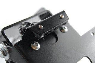 LED iluminaci/ón de la matricula Yamaha XJ6 Diversion