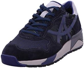 Mephisto Herren Sneaker Speed 55-97 Sirena/blk/Lap P2006086-55-97 blau 709938