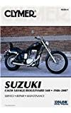Suzuki LS650 Savage/Boulevard S40, 1986-2007, Clymer Publications Staff, 1599691876
