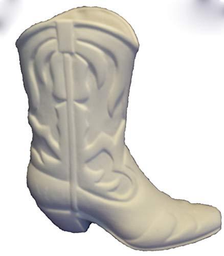 - Cowboy Boot Vase 6