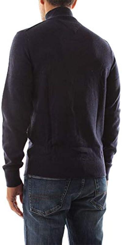 Tommy Hilfiger Męskie Pullover: Odzież