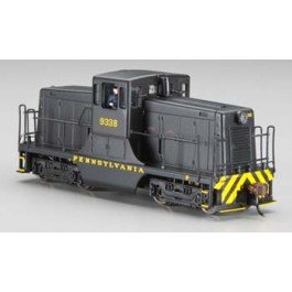 Bachmann Industries Santa Fe 465 GE 44 Ton Switcher Locomotive (Switcher Santa)