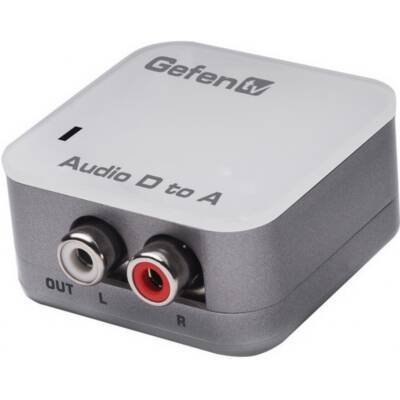 Gefen GTV-DIGAUD-2-AAUD TV Digital Audio to Analog Ada by Gefen
