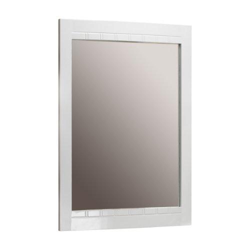 Foremost BLWM-2434 Wall Mirror Bellani White