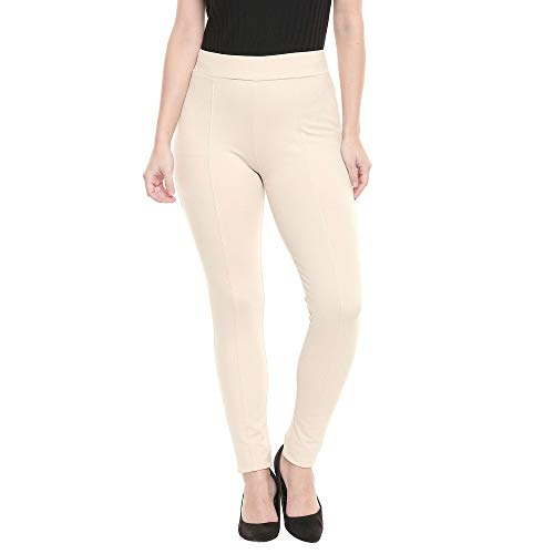 FRATINI WOMAN Solid Jeggings for Women