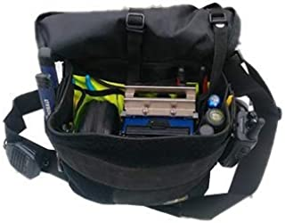 product image for Atlas 46 Benjamin Electrician/Technician Bag - Black | MADE IN THE USA