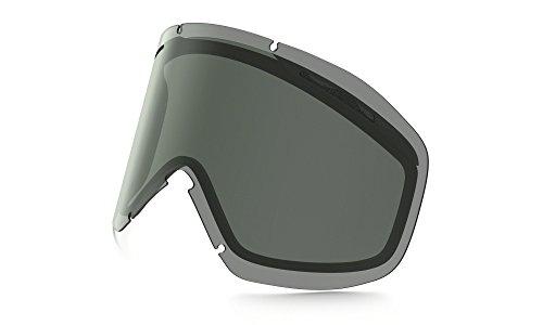 Oakley 101-120-006 O2 XM Snow Replacement Lens, Dark Grey ()