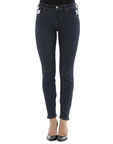 Acne Jeans Donna Cotone Blu Studios 30D173120CLIMBSTARP 8rFw8q