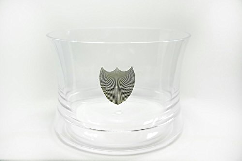 dom-perignon-champagne-bottle-ice-bucket-bowl-day-party-clear-transparent-triple-magnum-size-cooler