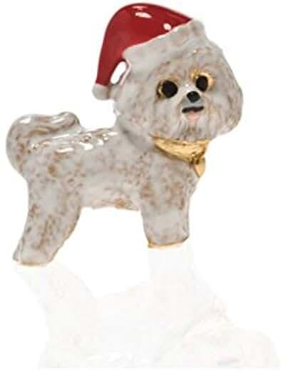Erwin Pearl Christmas Pin