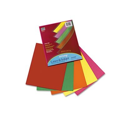 PAC101049 - Pacon Array Colored Bond Paper ()