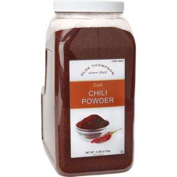 Olde Thompson Dark Chili Powder, 6 lbs