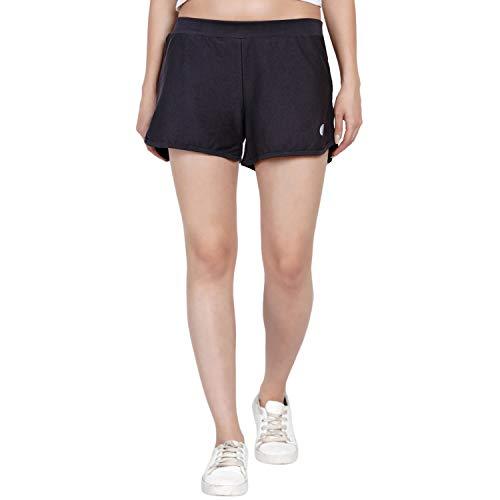 HASHBEAN Casual Women Solid Cotton Shorts