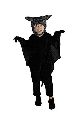 Costume Black Unisex Kids Animal Party Outfits Halloween Adult Bat Joygown gvwzw0