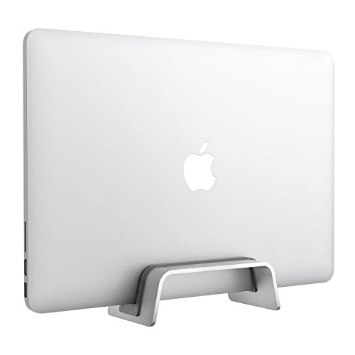 - Vertical Laptop Stand for MacBook Pro/Air, Desktop Space-Saving,Laptop Holder (for New MacBook Pro with USB-C)
