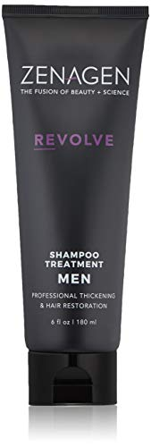 Zenagen Revolve Thickening and Hair Loss Shampoo Treatment for Men, 6 oz.