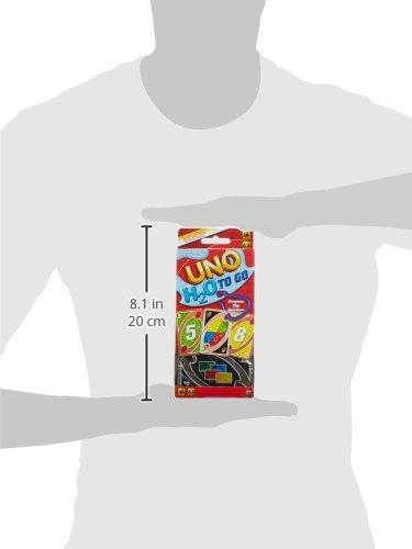 Juego de mesa Mattel UNO H20 To Go por solo 13€