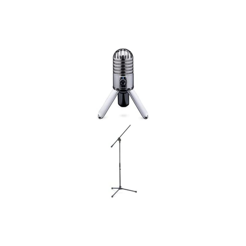 Samson Meteor Mic with Stand