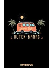 pogue life outer banks Notebook / Journal: 6*9 120 pages