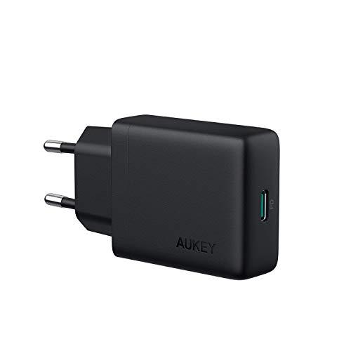AUKEY USB C Ladegerät 30W mit Power Delivery 3.0, USB Netzteil Kompatible mit...