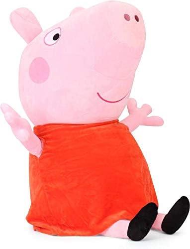 Tickles Mummy Peppa Pig Plush Soft Stuff Toy Teddy for Kids 40 cm