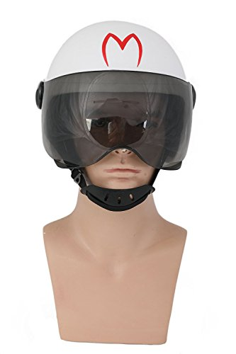 Speed Racer Cosplay Helmet Anime Mask Accessories for for sale  Delivered anywhere in USA