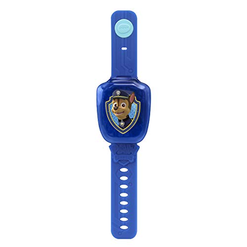 31QzLMo97VL - VTech Paw Patrol Chase Learning Watch, Blue