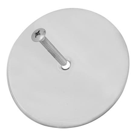 Ez-Flo 43490 Cleanout Cover Plate - Stainless Steel