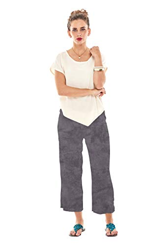 Oh My Gauze Women's Cloud Pant XXL Washed-Black