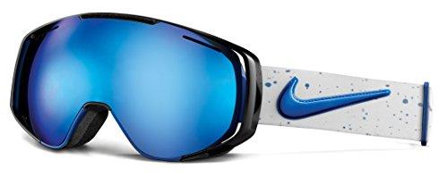 Nike Khyber Goggles, Game Royal/White/Silver - Goggles Dragon Nike