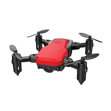 FinukGo Mini Drone Quadcopter con cámara aérea HD Drone Plegable ...