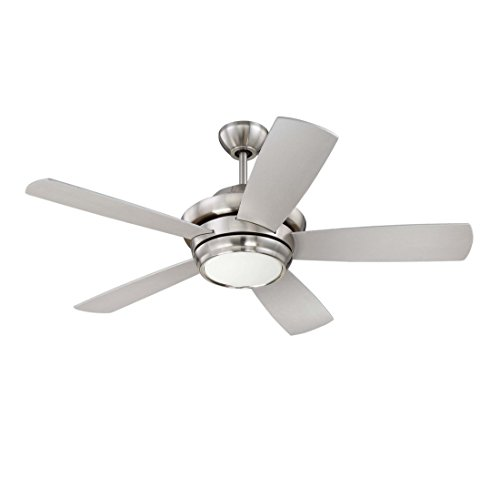 Craftmade 44`` Ceiling Fan w/Blades and Light Kit TMP44BNK5