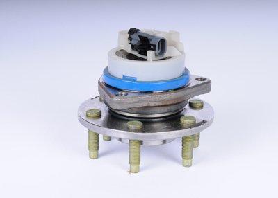 Dual Sealed Speed Wheel Bearings - 8