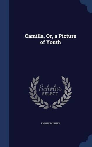 book cover of Camilla
