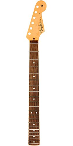 Fender American Channel-bound Stratocaster Neck - Rosewood Fretboard
