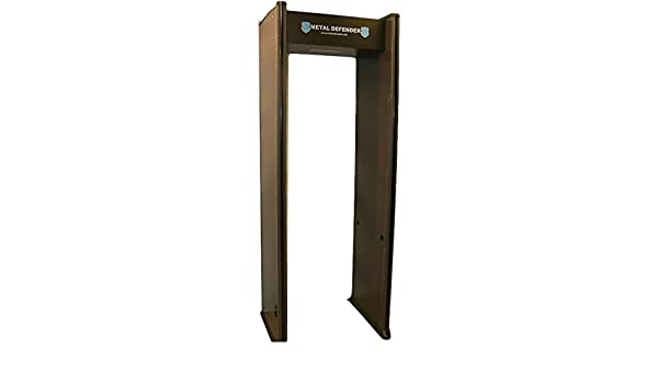 Amazon.com : SECURITY AIRPORT WALK THROUGH METAL DETECTOR NEW : Security And Surveillance Products : Garden & Outdoor