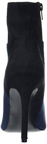 Another Pair of Shoes Aliyahe2, Botines para Mujer Azul (navy/black1381)