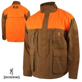 Browning Upland Jacket, Field Tan, XX-Large by Browning