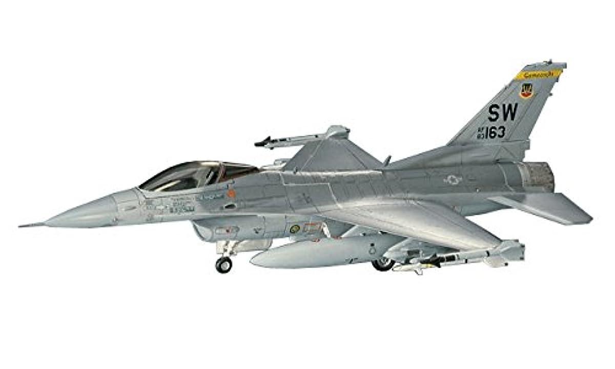 [해외] 하세가와 1/72 미국 공군 F-16C 파이팅 팔콘(Falcon) 프라모델  B2