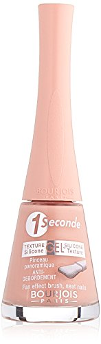 Bourjois 1 Seconde - # 52 Jamais Saumon Vernis 0.3 oz (Bourjois Nail)