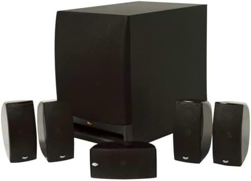 Klipsch HD1000 5.1 Channel Home Theater Speaker System