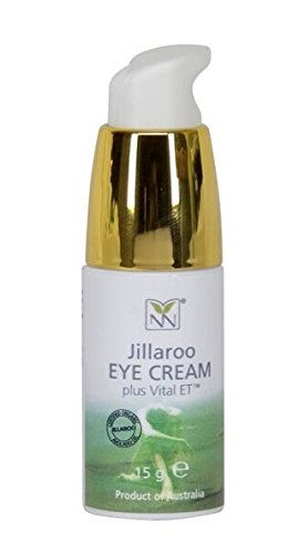 Organic Avocado Eye Cream by Jillaroo - Vegan Formula with Retinol, Vitamin E, and Green Tea - Your Best Weapon for Natural Anti-Aging, Reducing Bags and Puffiness, and Wrinkle Prevention