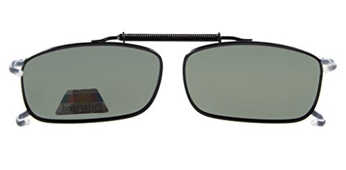 de con Metálica Polarizadas y Gafas g15 Clip Lente C63 Eyekepper Sol Montura UwqB7n5