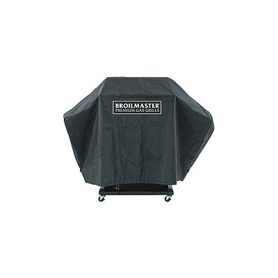 Broilmaster DPA110 Large Black Cover for Use with 2-Side Shelves ()