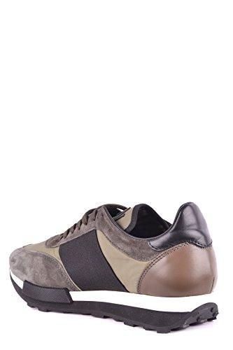 MONCLER Zapatillas Para Hombre Gris/Verde It - Marke Größe