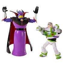 Zurg Buzz Lightyear - Disney / Pixar Toy Story 3 Exclusive Movie Moments 6 Inch Action Figure 2Pack Zurg Buzz Lightyear