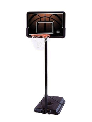 Lifetime 90040 Height Adjustable Portable Basketball System 44 Inch Backboard [並行輸入品] B073PWJB5B