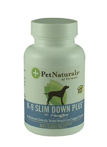 K-9 Slim Down Plus 60 Chewable Tablets