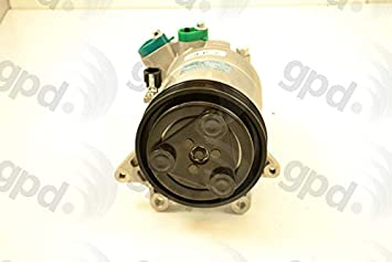 Amazon Com Global Parts Distributors New A C Compressor Fits 02 08 Maxima 6511696 Automotive